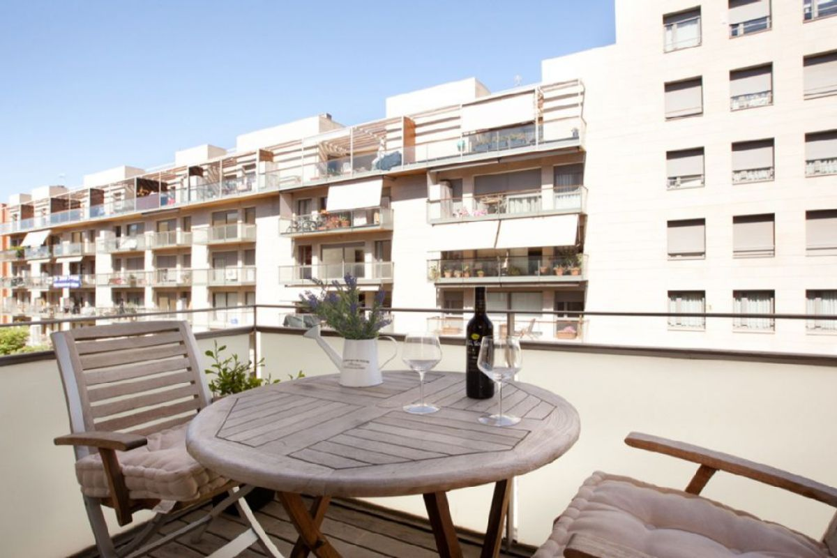 5 Luxurious Apartments with a Terrace in Barcelona That Will Astound You