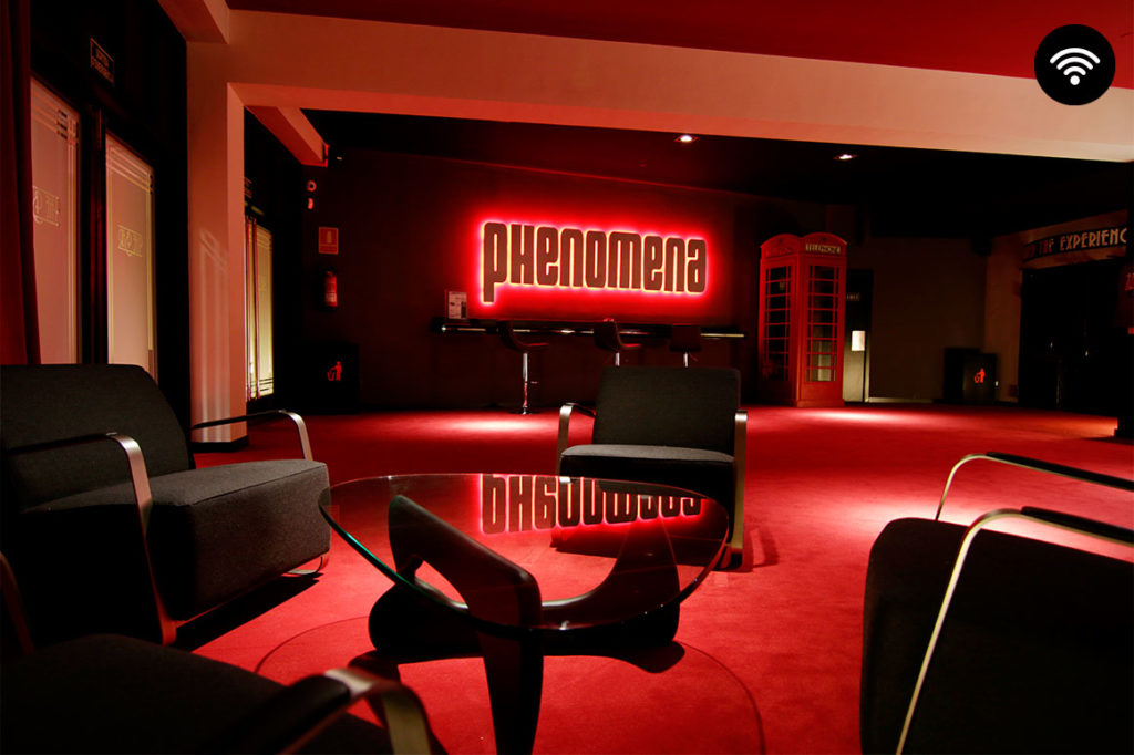 Phenomena Cinema Barcelona