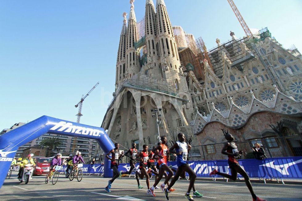 Zurich Maraton de Barcelona