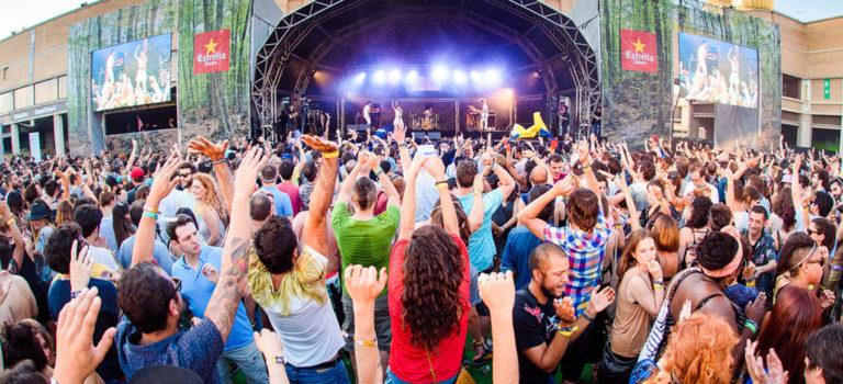 Festivales: Música y Sol en Barcelona