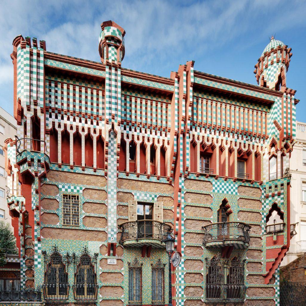 Bcn confidential the bizflats blog - Casa vives gaudi ...