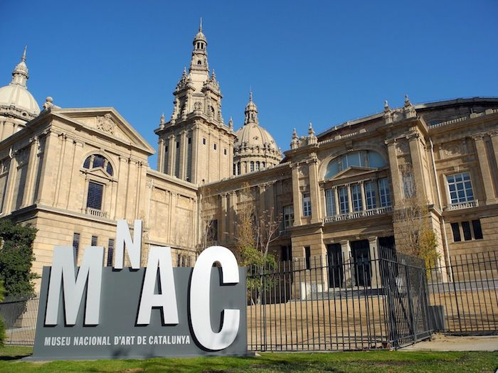 Best Museums in Barcelona - MNAC