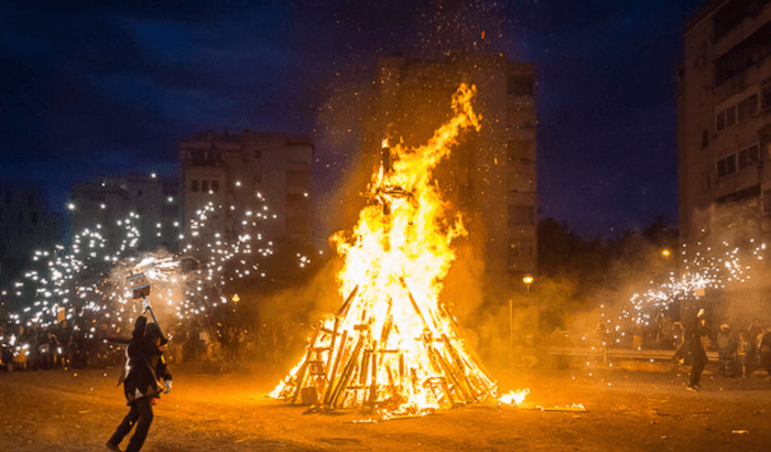 Revetlla de Sant Joan - Where to celebrate it