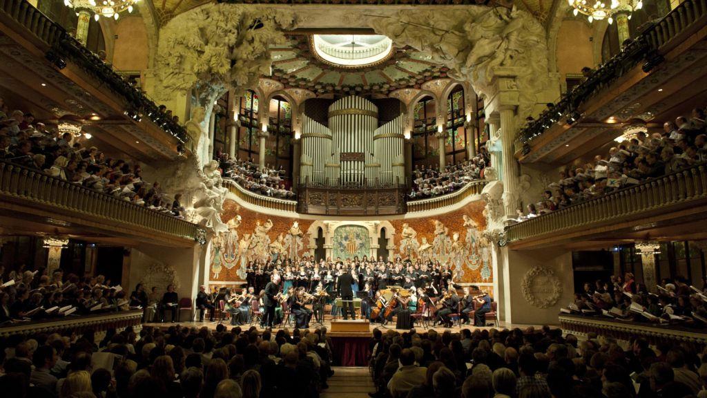 christmas concerts in barcelona