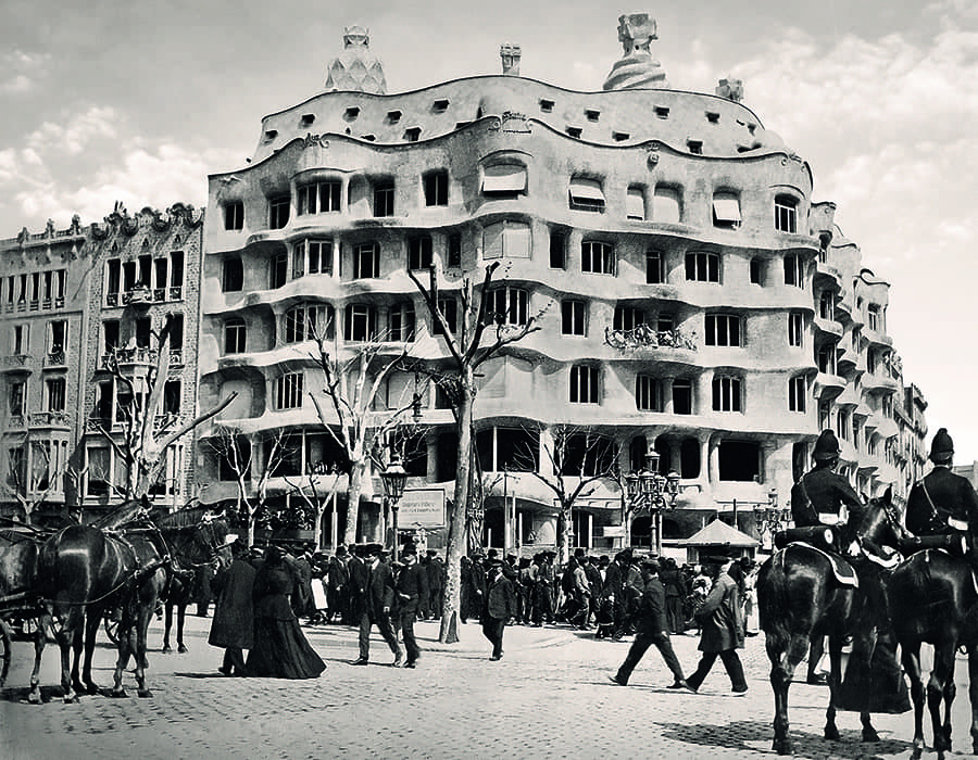 La Pedrera - Gaudí La Pedrera