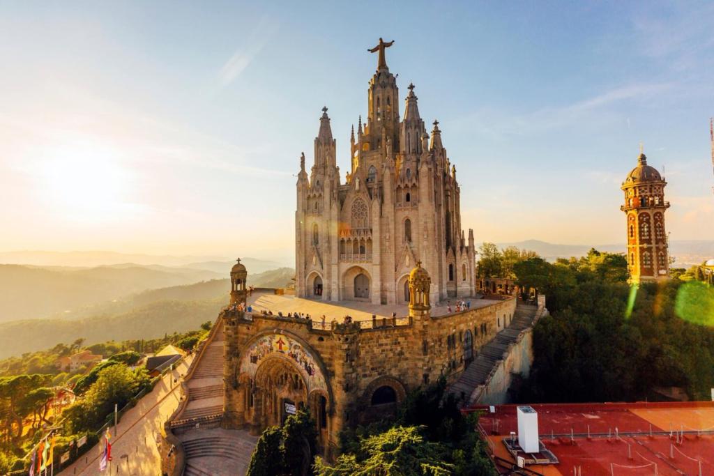 Temple Expiatori del Sagrat Cor - Barcelona Churches