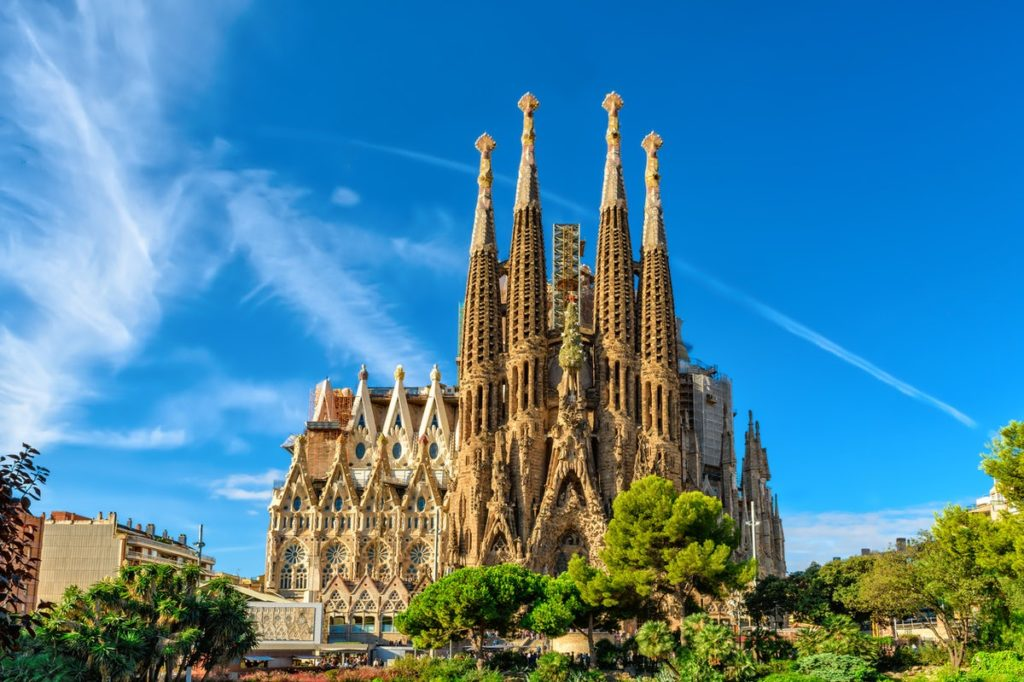 Basílica de la Sagrada Família - Barcelona Churches - Churches Barcelona
