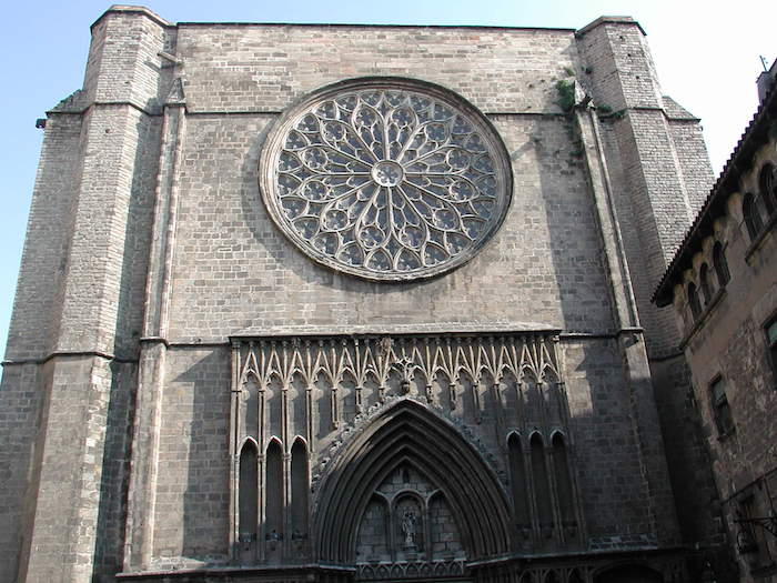 Basílica de Santa María del Pi - Barcelona Churches