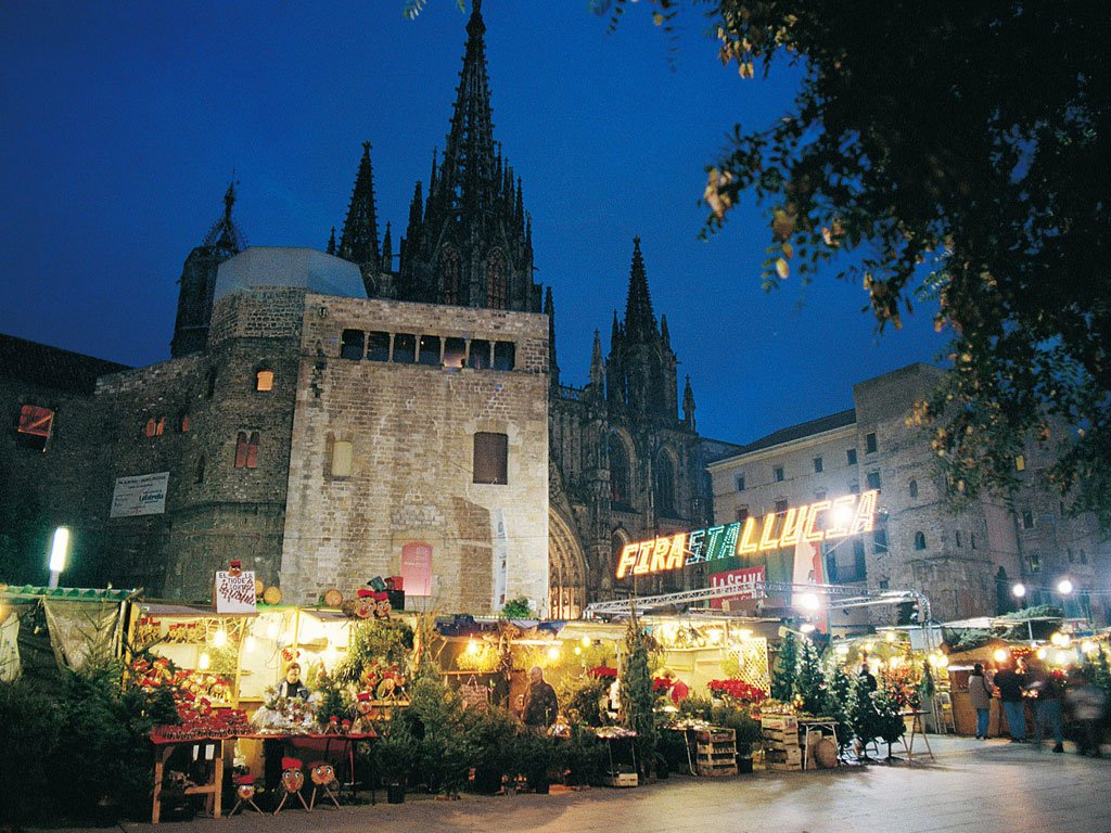 Christmas in Barcelona - Christmas fairs in Barcelona