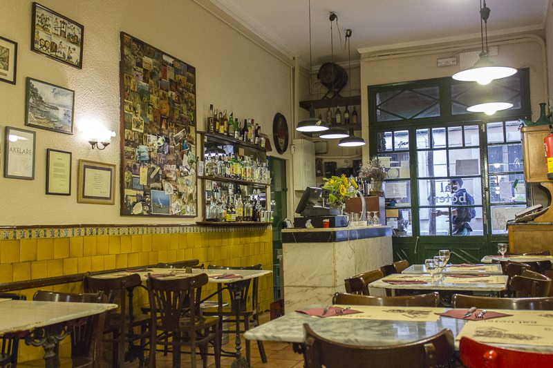 Best Catalan restaurants in Barcelona - Cal Boter