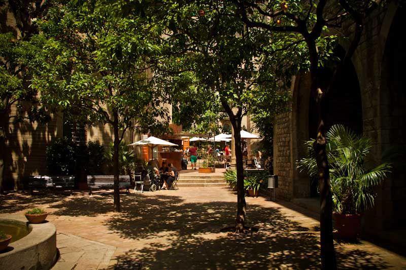 Terraces in Barcelona - Cafè d'estiu