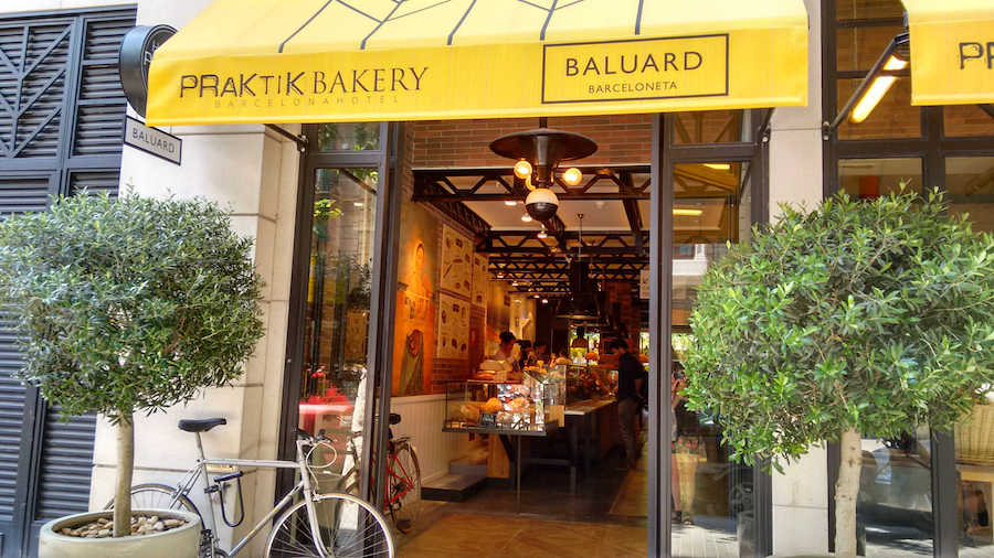 Baluard barcelona