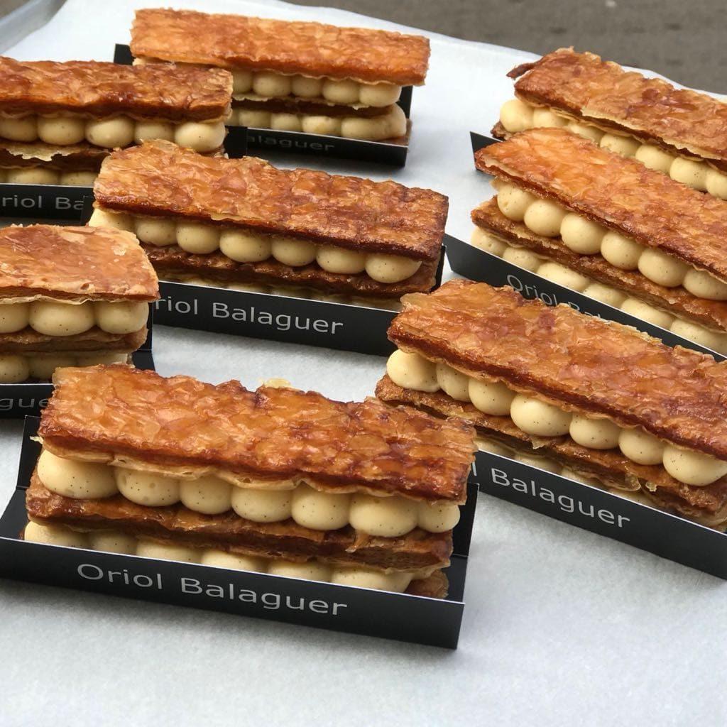 Bakeries in Barcelona - oriol balaguer