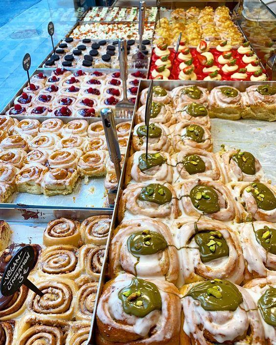 Bakeries Barcelona - cookies demasie