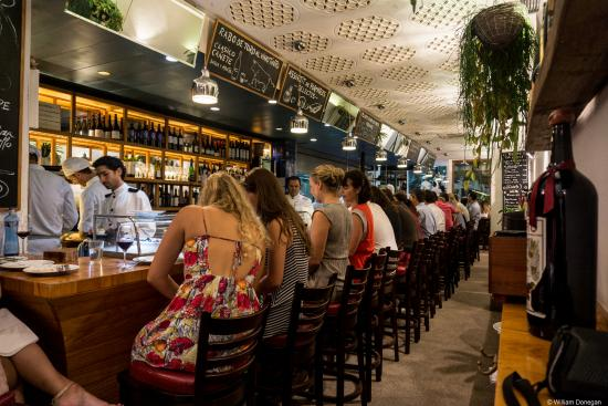 Bar Cañete - where to eat in El Raval