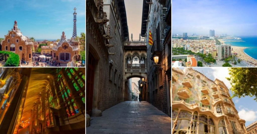 Barcelona attractions - what to see in barcelona