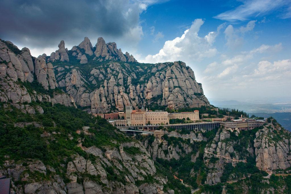 Day trip from Barcelona - Montserrat