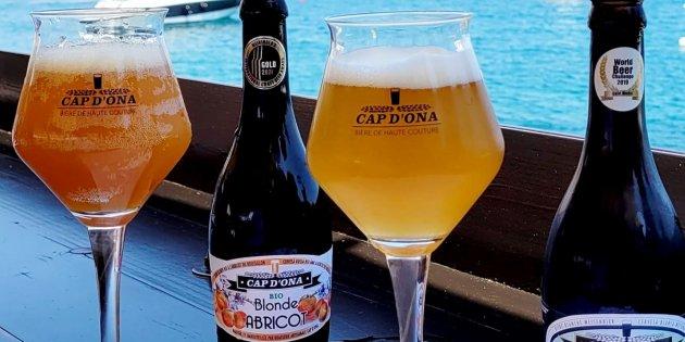 Best Beer in the world - Cap d'ona