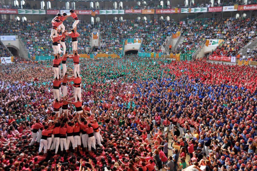 Castells - Concurs de Castells a Tarragona