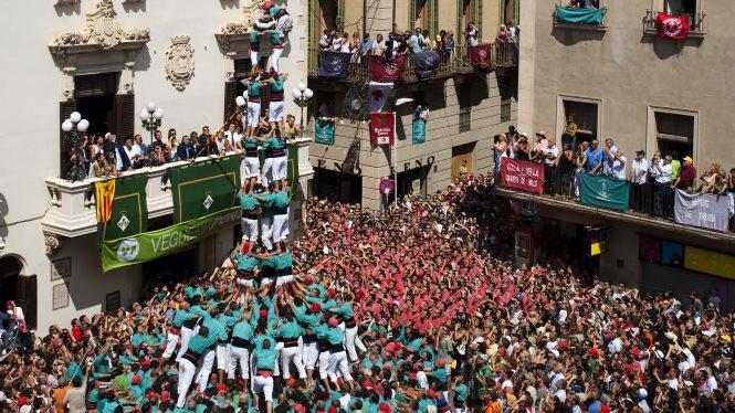Castellers de Viafranca - Castells