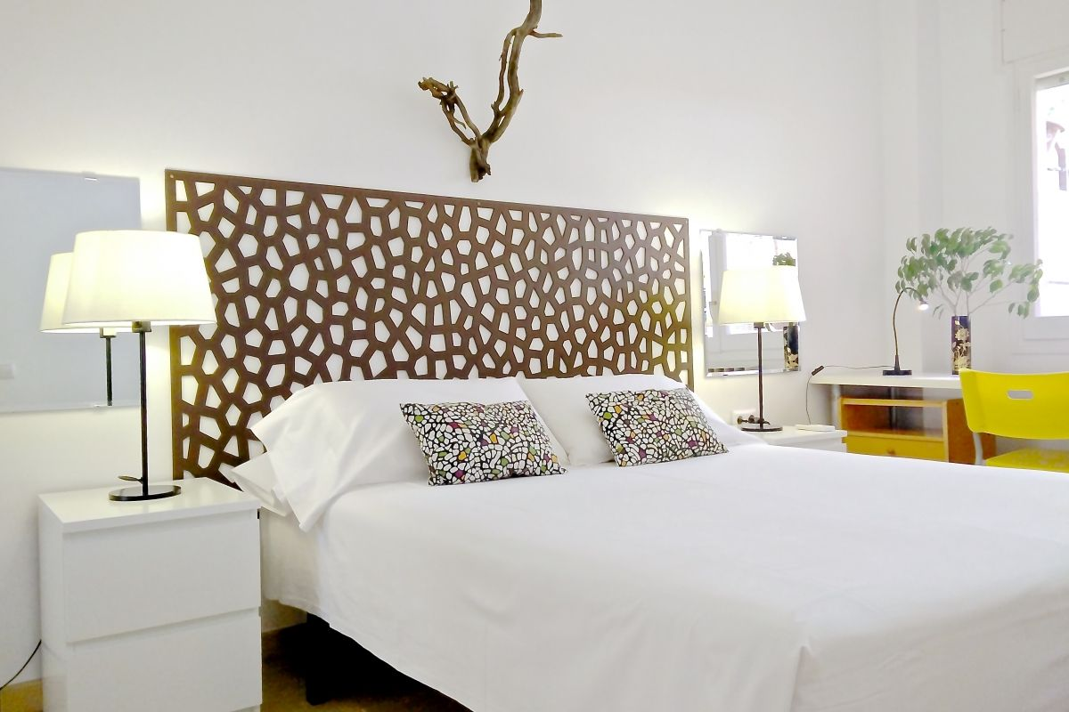 Garden House apt with Terrace, Catalonia | 3 Bedroom Apartments