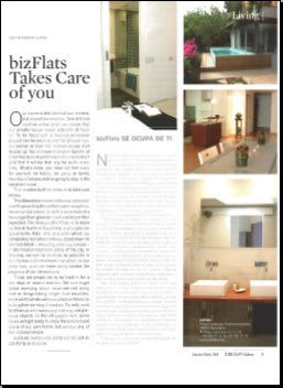 bizFlats Takes Care of You - Barcelona Deluxe autumn 2008